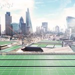 Liście biosolarne oczyszczą powietrze Londynu