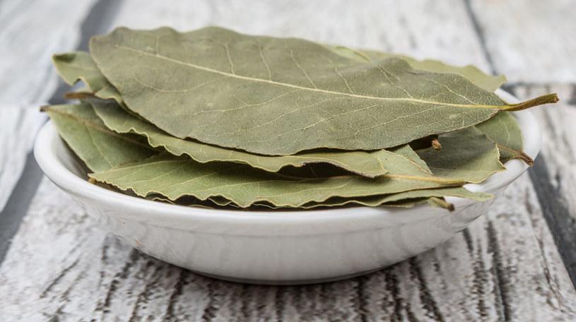 Liście laurowe to nie tylko przyprawa do potraw, ale uniwersalny środek na owady! /123RF/PICSEL
