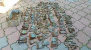 Lisia Góra: Odkryto setki nabojów Armii Radzieckiej