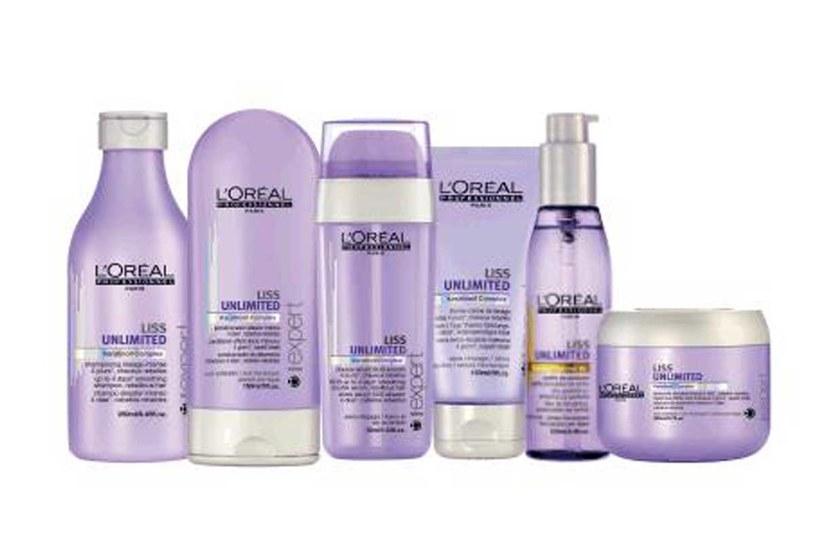 Liss Unlimited marki Marka L'Oréal Professionnel /materiały prasowe