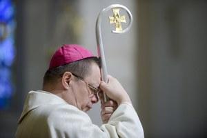 List abp. Rysia do wiernych diecezji kaliskiej: Zderzamy się z grzechem ciężkim