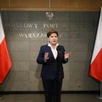 List Beaty Szydło do eurodeputowanych przed debatą w PE
