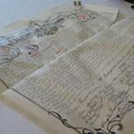 List do potomnych znaleziony podczas remontu kościoła