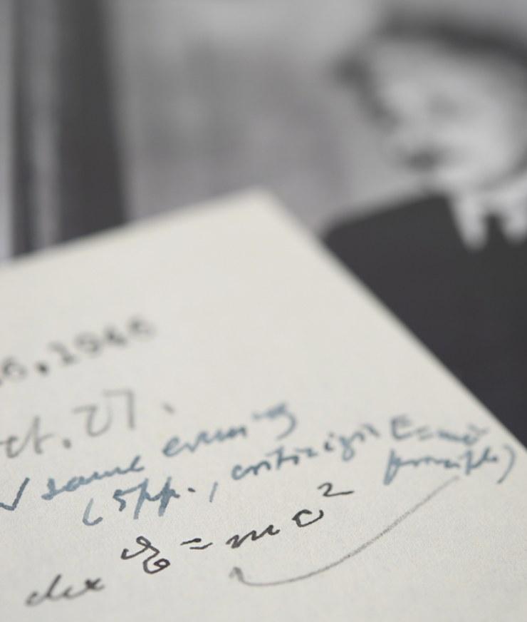 List Einsteina z 1946 r. /Fot. RR Auction /materiały prasowe