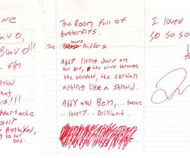 List Tarantino do Jane Campion