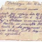 List w butelce z '41 roku zamurowany w ścianie na dworcu kolejowym. Niezwykłe odkrycie w Nowych Skalmierzycach