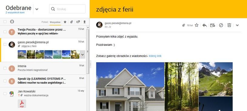 lista maili /INTERIA.PL