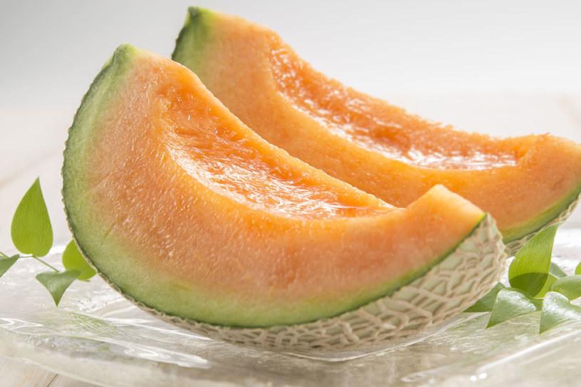 Lista zalet melonów zdaje się nie mieć końca. Warto wprowadzić go do diety /123RF/PICSEL