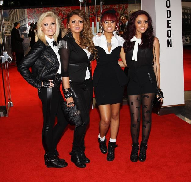 Little Mix, czyli Jade, Perrie, Leigh-Anne i Jesy - fot. Dave Hogan /Getty Images/Flash Press Media