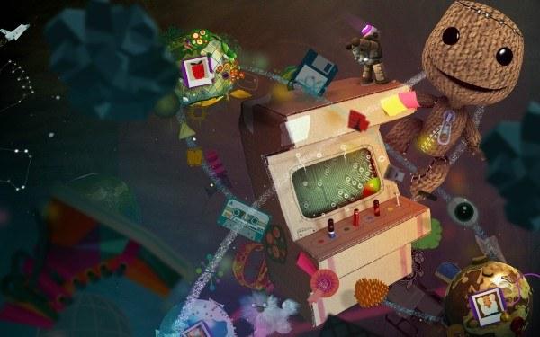 LittleBigPlanet 2 - motyw graficzny /Informacja prasowa