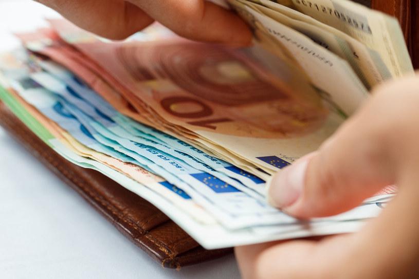 Litwini mieliby dostawać po 120 euro /123RF/PICSEL