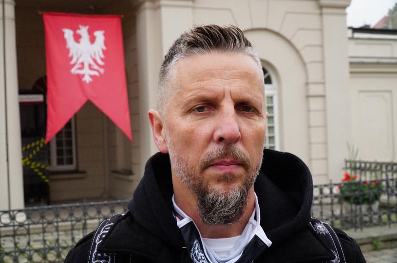 Litza (Luxtorpeda) jest lokalnym patriotą /WALDEMAR WYLEGALSKI/POLSKA PRESS /East News