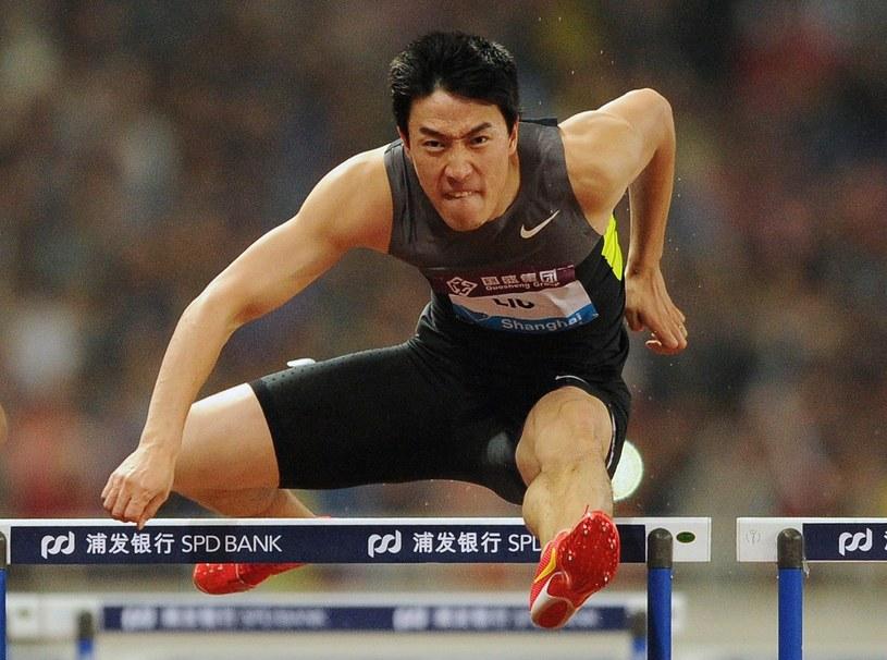 Liu Xiang /AFP