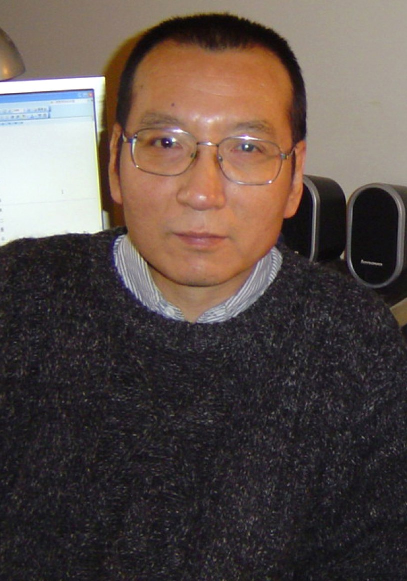 Liu Xiaobo w 2005 roku /AFP