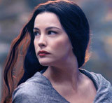 Liv Tyler jako Arwena /