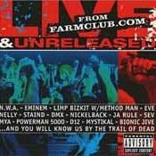 różni wykonawcy: - Live & Unreleased From Farmclub.com