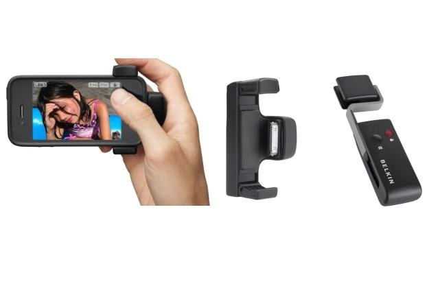 LiveAction Camera Grip i Remote oraz aplikacja LiveAction Camera App /materiały prasowe