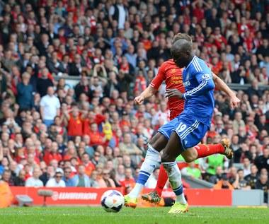 Liverpool FC - Chelsea Londyn 0-2 w Premier League