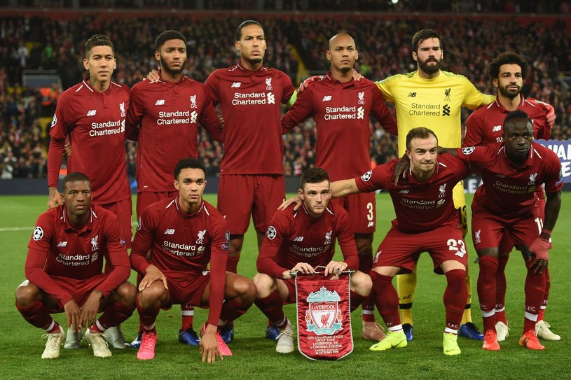 Liverpool FC /AFP