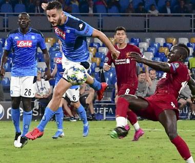Liverpool przegrał z Napoli, Barcelona nie zachwyciła. Wystartowała Liga Mistrzów
