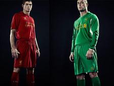 Liverpool zaprezentował stroje na sezon 2012/2013