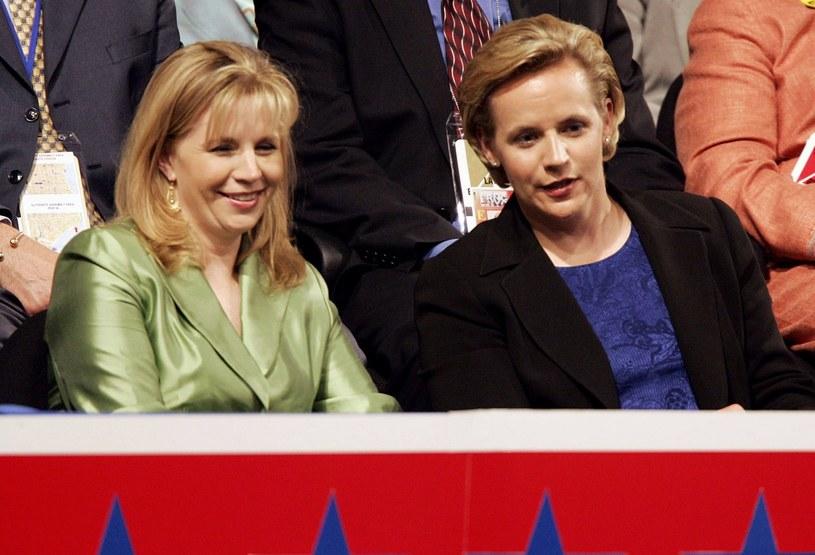 Liz i Mary Cheney /AFP