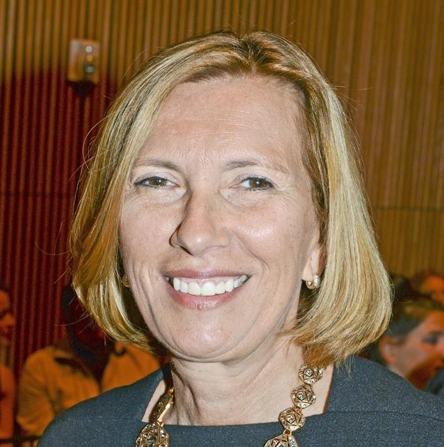 Liz Rodbell, prezydent Hudson's Bay. Fot. Vivien Killilea /Getty Images/Flash Press Media