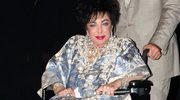 Liz Taylor w szpitalu