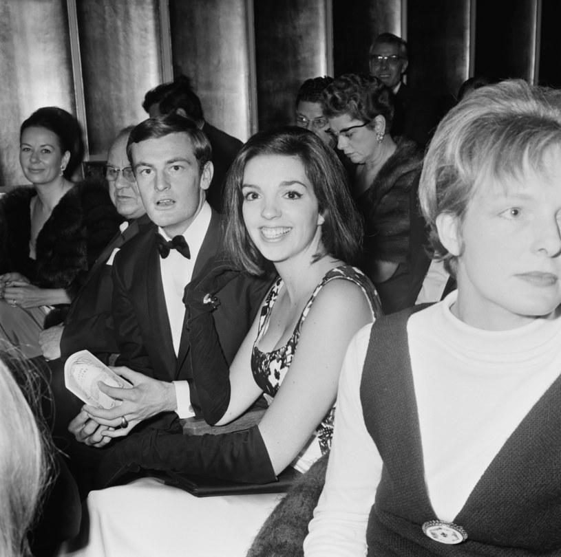 Liza Minelli z pierwszym mężem, piosenkarzem Peterem Allenem / Larry Ellis /Getty Images