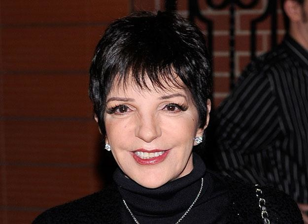 Liza Minelli /Getty Images/Flash Press Media