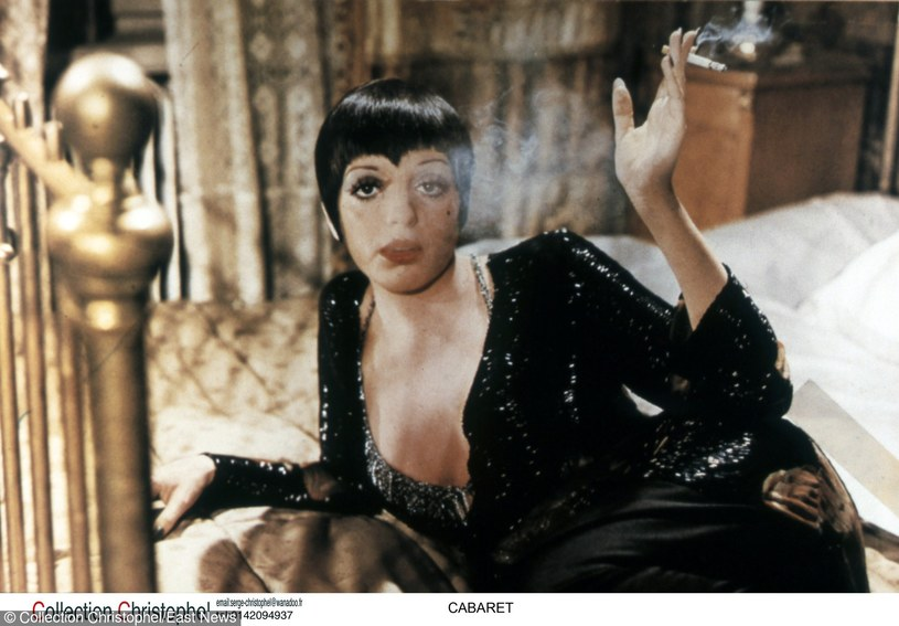 "Liza Minnelli jako Sally Bowles w ""Kabarecie"" /East News"