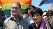 Liza Minnelli na czele parady gejów