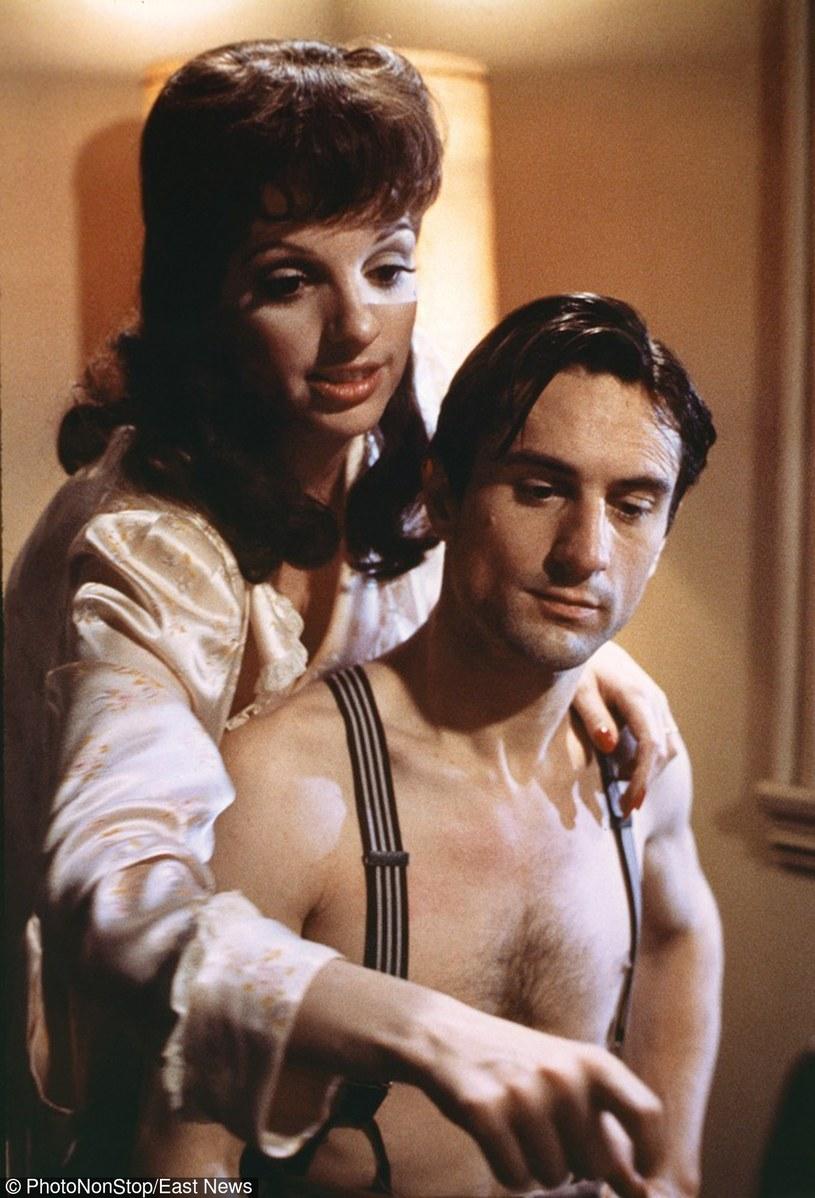 """Liza Minnelli z Robertem De Niro w """"Kabarecie"""" /East News"""
