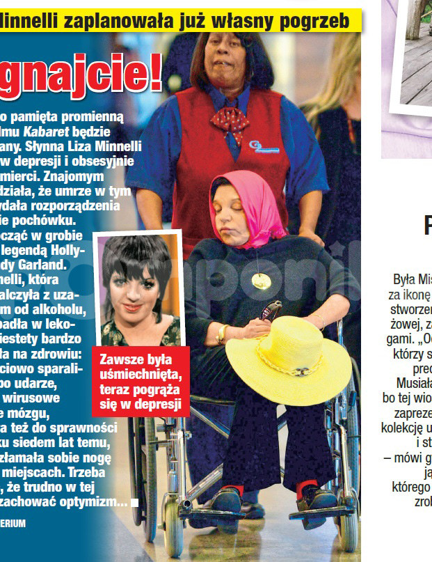 Liza Minnelli /Twoje Imperium