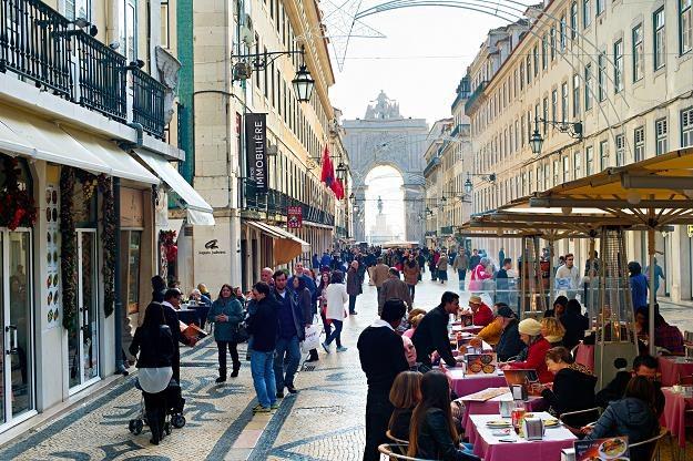 Lizbona, stolica Portugalii /©123RF/PICSEL