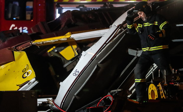 Lizbona: Wykoleił się tramwaj. Wiele osób zostało rannych
