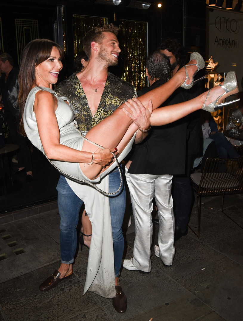 Lizzie Cundy /East News