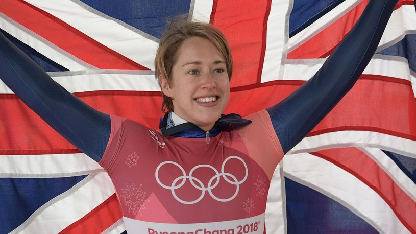 Lizzy Yarnold /Getty Images