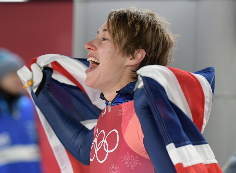 Lizzy Yarnold /AFP
