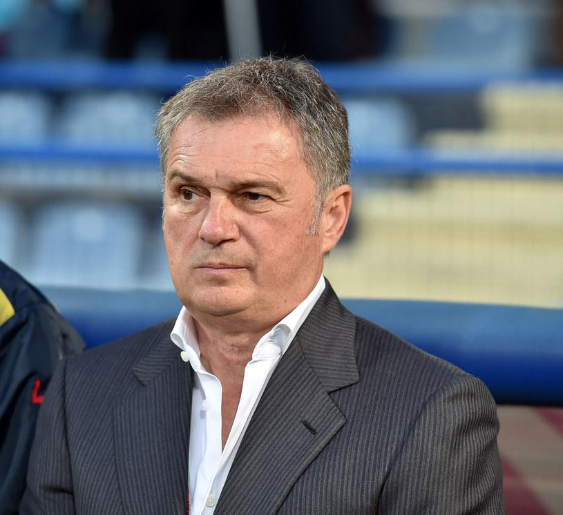 Ljubiša Tumbaković, selekcjoner Czarnogóry /Giuseppe Bellini /Getty Images
