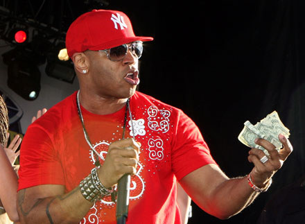LL Cool J fot. Logan Fazio /Getty Images/Flash Press Media