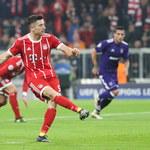 LM: Bayern rozgromił Anderlecht, jedną z bramek strzelił Lewandowski