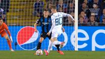 LM: Club Brugge - Manchester City: Wyjątkowa chwila dla Cole'a Palmera. WIDEO (Polsat Sport)