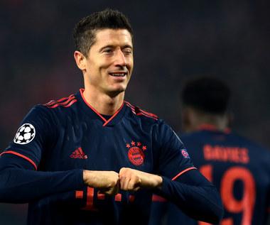 LM: Crvena Zvezda - Bayern Monachium 0-6. Cztery bramki Lewandowskiego