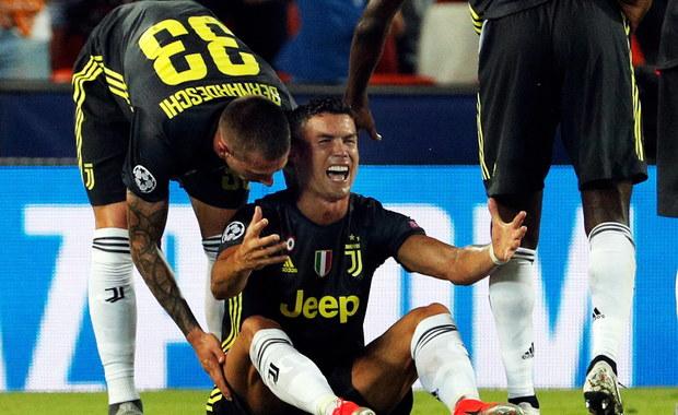 LM: Czerwona kartka Ronaldo, sensacja w Manchesterze