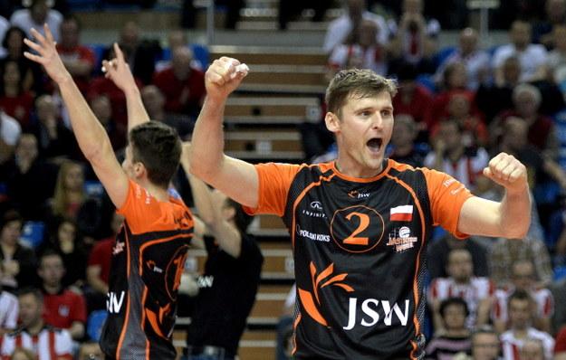 LM siatkarzy - Jastrzębski Węgiel w Final Four