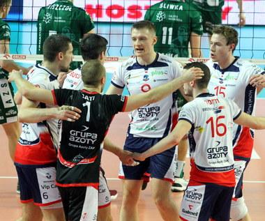 LM siatkarzy. Polskie drużyny poznały rywali w fazie play off