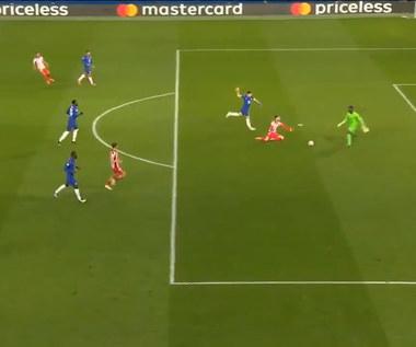 """LM. Skandal w Lidze Mistrzów. Chelsea powinna grać w """"10""""! Wideo"""