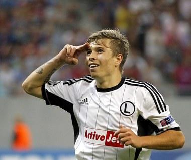 LM: Steaua Bukareszt - Legia Warszawa 1-1