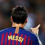 LM: Trzy gole Messiego, remis Napoli